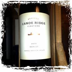 Canoe Ridge Merlot